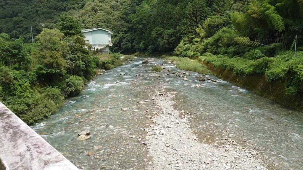 弘瀬橋上流